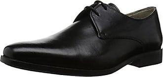 Black Walk Leather Noir Homme EU 44 Derby Amieson Clarks 5 Bnp1Fq