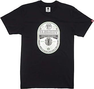 Element Camiseta Element Pats Day Preta