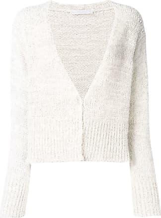 Fabiana Filippi slouchy knit cardigan - Grey