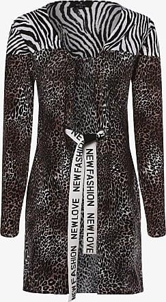 Monari Damen Strickjacke schwarz
