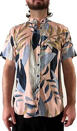 YSKI Camisa Estampada Floral Tradicional P