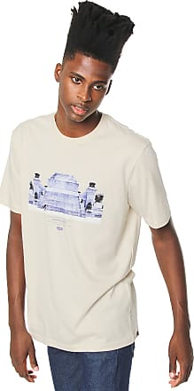 Globe Camiseta Globe Independência Bege