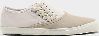Maison Margiela Spliced Off-centre Lace Sneakers