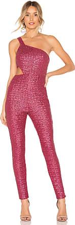 NBD x Naven Stella Jumpsuit in Pink
