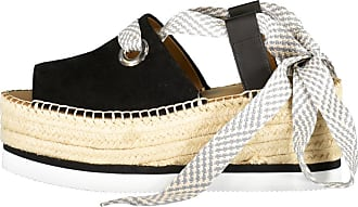 See By Chloé Glyn Lace Up Espadrille
