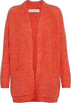 By Malene Birger By Malene Birger Woman Belinta Mélange Knitted Cardigan Orange Size XXS