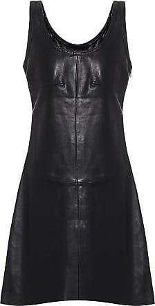 Helmut Lang Leather minidress