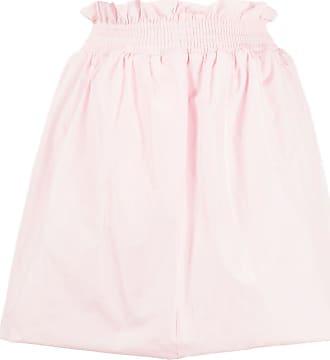 Philosophy di Lorenzo Serafini paperbag waist skirt - PINK