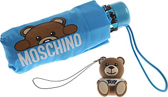 Moschino Womens Accessories On Sale, Skyblue, polyester, 2017, Universal Size