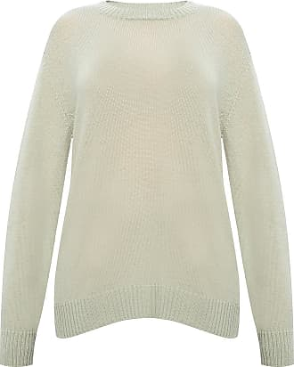 Jil Sander Rib-knit Sweater Womens Green