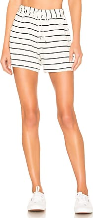 Splendid French Terry Shorts in White