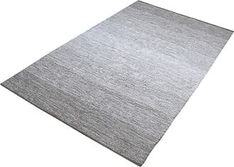 Dimond Home Delight Handmade Cotton Rug In Grey - 8ft x 10ft
