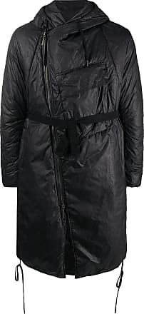 R699715-69701-BLK Men/'s Black Full Length All Year Round Raincoat