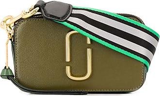 Marc Jacobs Bolsa Snapshot pequena - Verde