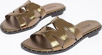 Michael Kors MICHAEL leather sandals Größe 36