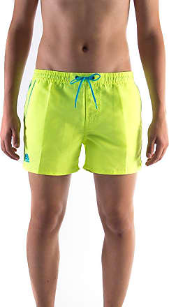 89de8f473a Sundek Mens Swimming Shorts Yellow Yellow Small - Yellow - X-Large