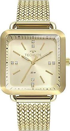 Technos Relógio Technos Feminino Fashion Style Dourado 2036MME/4X