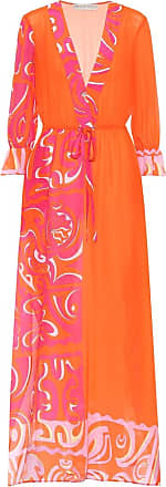 Emilio Pucci Printed cotton and silk kaftan