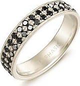 Emphasis ManonEcruloy Black Diamond Ring