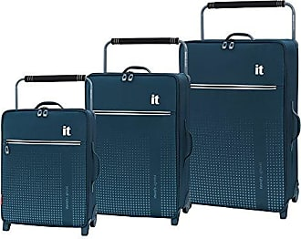 IT Luggage Worlds Lightest Vitalize 2-Wheel, Legion Blue