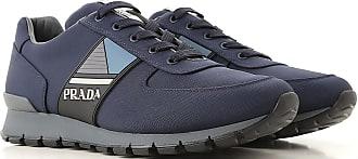4126e643ce6 Prada Sneakers for Men On Sale, Ultramarine Blue, Nylon Tech, 2017, 43