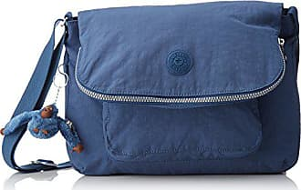 e7d01d2bd Kipling Garan, Shoppers y bolsos de hombro Mujer, Blau (Jazzy Blue),