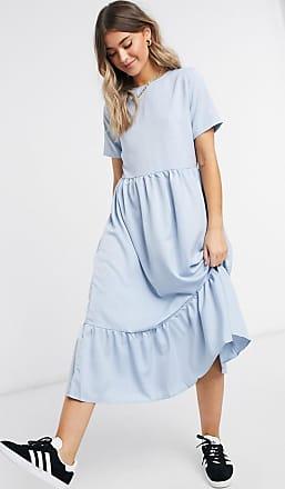 Urban Bliss Vestito grembiule blu