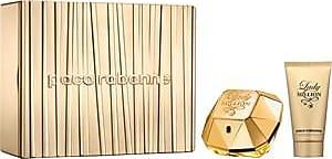 Paco Rabanne Lady Million Geschenkset Eau de Parfum Spray 50 ml + Bodylotion 75 ml 1 Stk