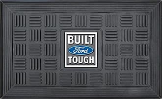 Fanmats Fan Mats Built Ford Tough Doormat - 15955