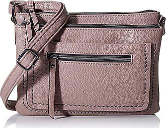Tom Tailor Tom Tailor Acc Becky, Womens Cross-Body Bag, Pink (Old Rosé), 23x17x3 cm (W x H L)