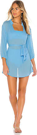 Eberjey Summer Of Love Brenna Dress in Blue