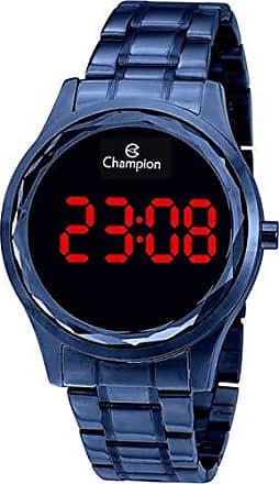 Champion Relógio Feminino Digital Champion CH48019A - Azul