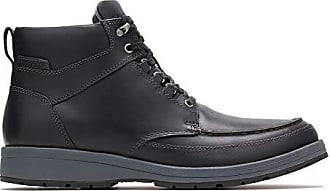 Hush Puppies Mens Beauceron Tall ICE+ Oxford Boot, Black wp Leather, 7 M US