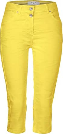 Cecil Hose im Colour-Style - radiant yellow