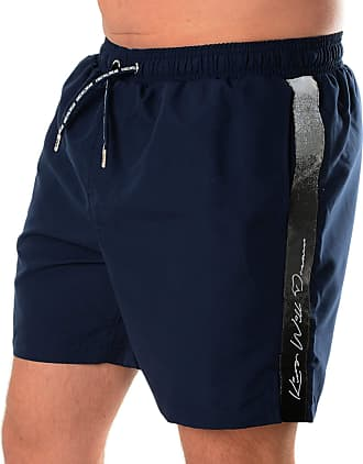 Kings Will Dream Buchan Ombre Tape Swim Shorts Navy (Small)