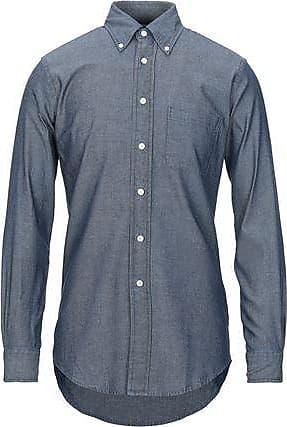 BROOKS BROTHERS Oxford Yarndyes Milano Camisa Casual para Hombre