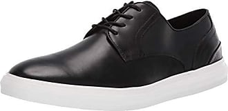 Kenneth Cole Reaction Womens Reemer C Lace Up On A Sport Outsole Sneaker, Black, 10.5 M US