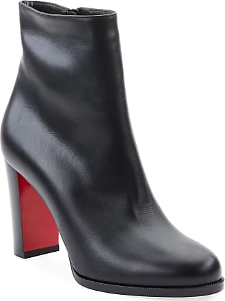 size 40 32891 35e3a Christian Louboutin® High-Heel Ankle Boots − Sale: at USD ...