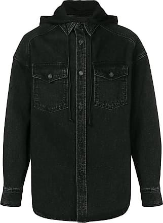 Juun.J Jaqueta jeans - Preto