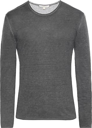 John Varvatos Crewneck Sweater Mens Grey