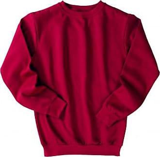 Pulls Col Rond pour Hommes en Rouge − Maintenant   jusqu à −50 ... 228b75a68590
