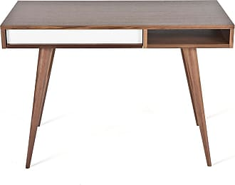 Case Furniture Celine Desk Walnut