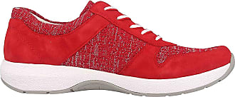 Remonte Womens Plus Size Blue R8911-14 Large Shoes Red Size: 8.5 UK