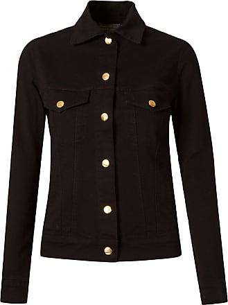 Amapô fitted jacket - Di colore nero