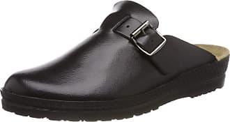 Rohde Neustadt-H, Mens Clogs, Black (schwarz 90), 10.5 UK (45 EU)