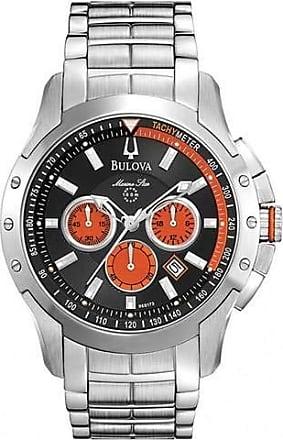 Bulova Relógio Masculino Bulova Analógico WB30855J - Prata