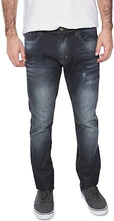 Fatal Surf Calça Jeans Fatal Slim Comfort Azul