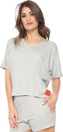 Calvin Klein Underwear Camiseta Calvin Klein Underwear Canelada Cinza
