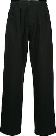 Kent & Curwen wide leg trousers - Black