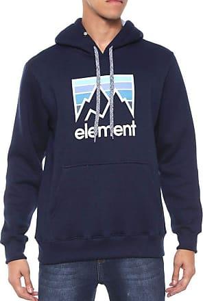 Element Moletom Element Jooint Hood Azul Marinho
